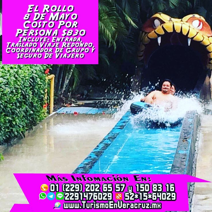 #ElRollo nos espera este 8 de mayo saliendo de #Veracruz y #Xalapa http://www.turismoenveracruz.mx/category/el-rollo-2/