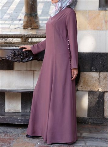 SHUKR International | Hearts Desire Abaya
