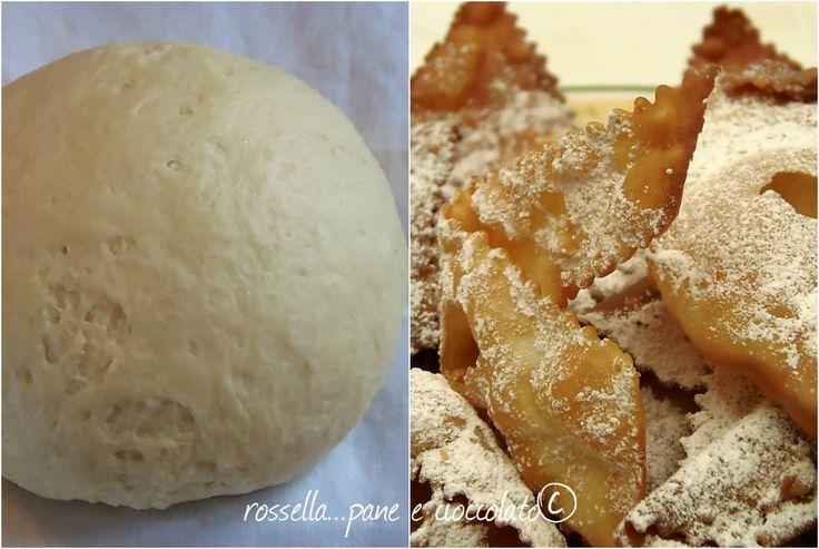 Chiacchiere+con+Impasto+allo+Yogurt+bollose+e+friabili