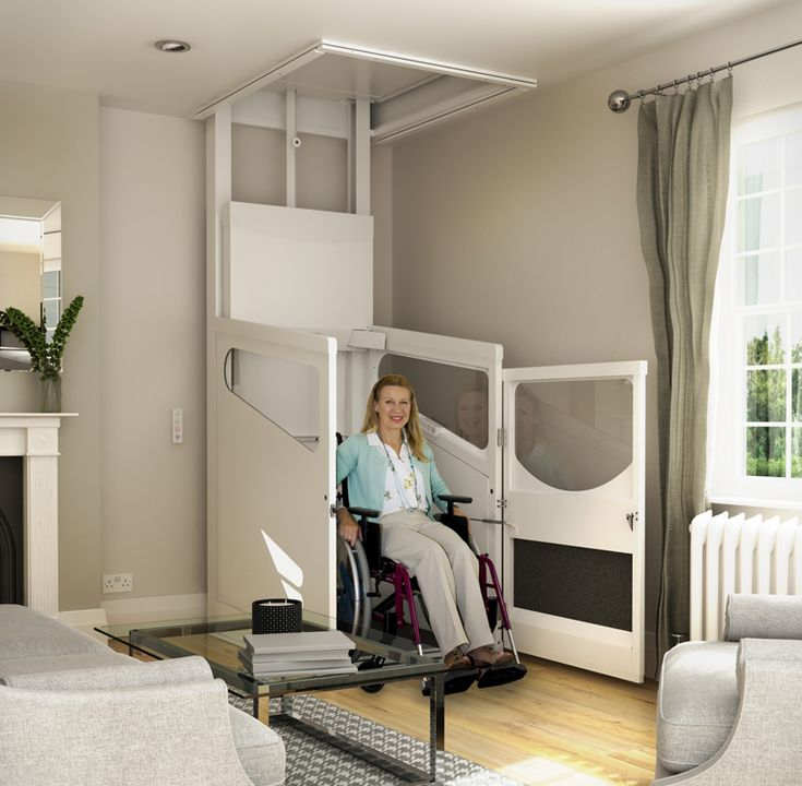 Our domestic wheelchair lifts for the disabled provide an easy solution to  living independently in your. 8 best montacargas humanos images on Pinterest
