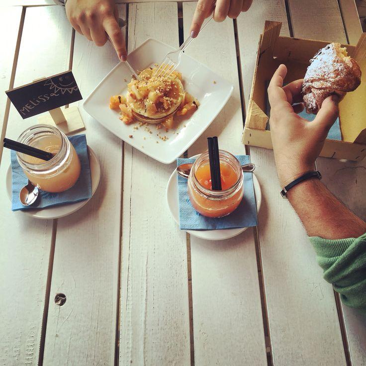 Coccolazione  #breakfast #bagnorosa22 #coccolazione