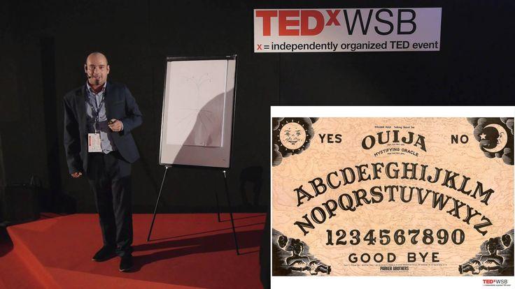 Pogawedki z podswiadomoscia: Artur Makiela at TEDxWSB