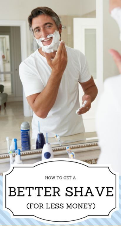 How to Get a Better and Cheaper Shave http://www.consumerismcommentary.com/getting-a-better-and-cheaper-shave/
