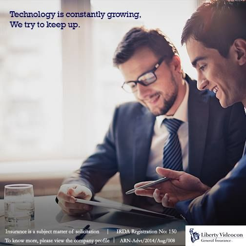 Technology is huge and is growing even as you read. At Liberty Videocon, we strive to keep up with technology to ensure smooth service.