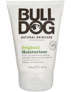 Bulldog Natural Skincare Original Moisturizer. Bästsäljare! Naturlig fuktighetskräm för män.