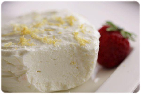 Lemon Cheesecake (norwegian recipe)