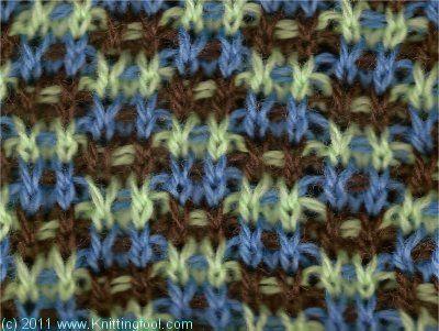 Knittingfool Stitch Gallery : 151 best images about MOSAIC KNITTING on Pinterest Mosaics, Ravelry and Pat...