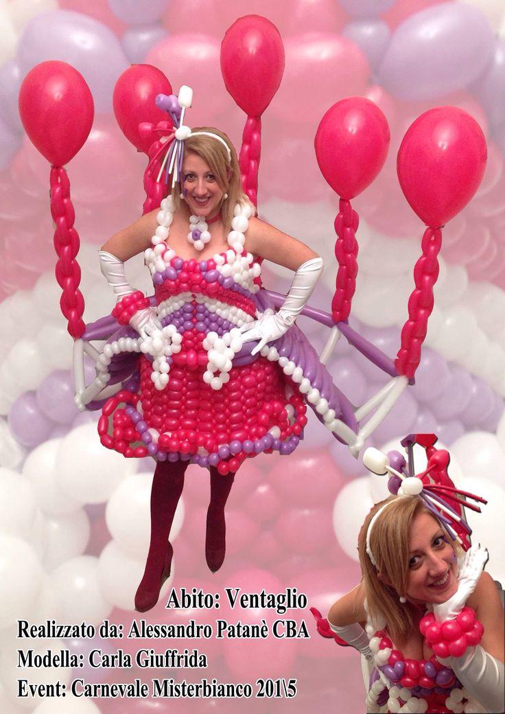 Abito di palloncini, Balloon Dress