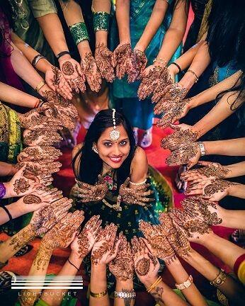 626eed527fe A princess bride!  wedzo  bridetribe  bridesquad  squad  friends   bridesmaids  mehendi  indianwedding  wedding  indianbride  wedding
