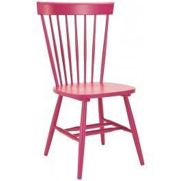 Ruby Chair, Fuschia (Set of 2)