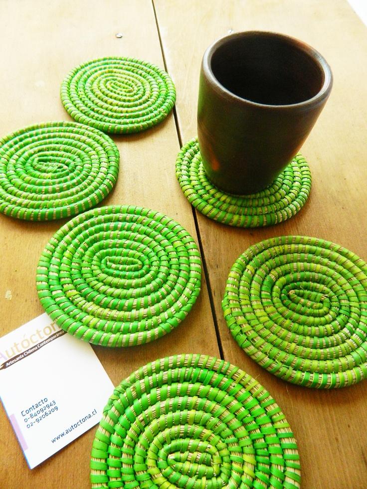 Coasters set, #handcraft