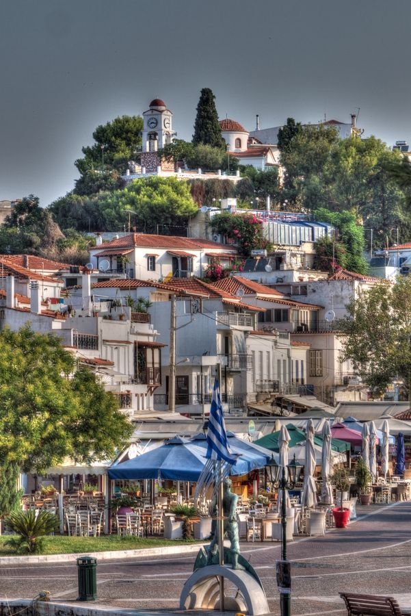 "500px / Photo ""Skiathos"" by Michel Marx  #travel to GReece ."