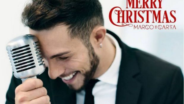 Merry Christmas, l'audio di tutte le canzoni dell'album di Marco Carta