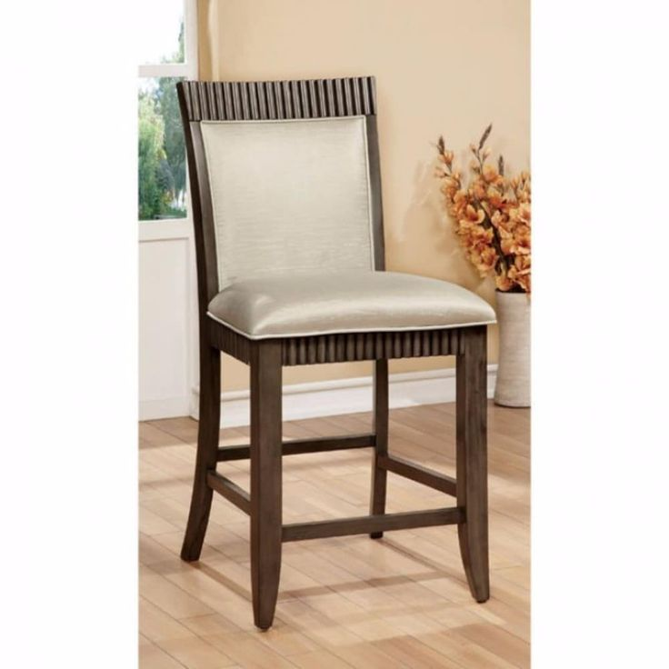 Set Of 2 Kitchen Counter Height Chairs With Microfiber: Best 25+ Counter Height Chairs Ideas On Pinterest
