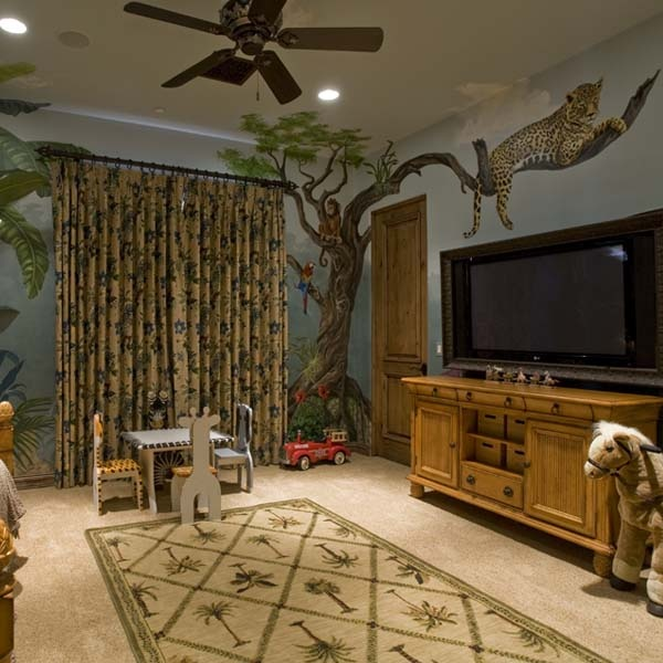 12 best Tiger themed rooms images on Pinterest | Theme ...