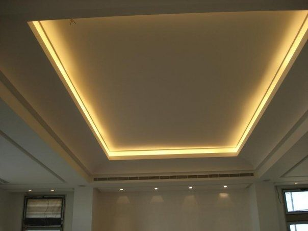 Gypsum Office Ceiling Designs
