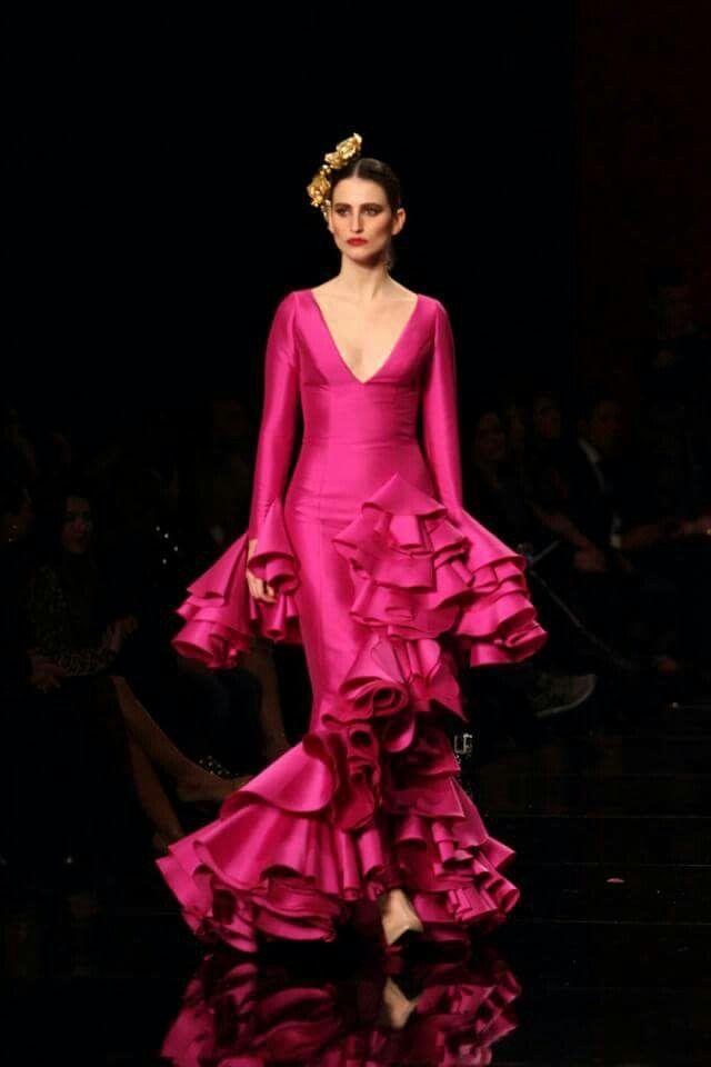 camisas flamencas vicky martin berrocal