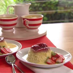 JAM CUP PUDDING