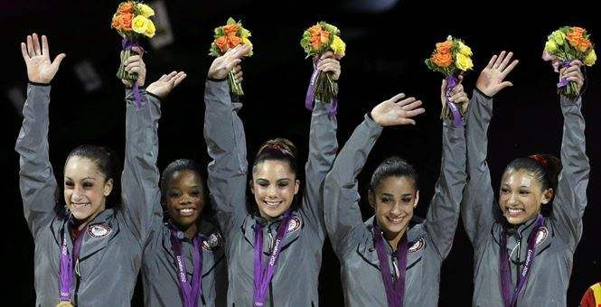 Olympian McKayla Maroney says she was molested by USA Gymnastics team doctor at age 13