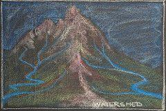 5th Grade: Geography; Concepts (ArneKaiser) Tags: 5thgrade edited mrkaisersclass pineforestschool waldorf chalkart chalkboard chalkdrawings geography flickr