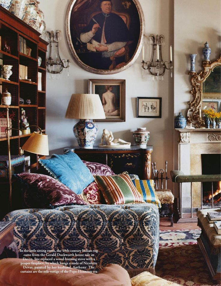 The World of Interiors April 2015