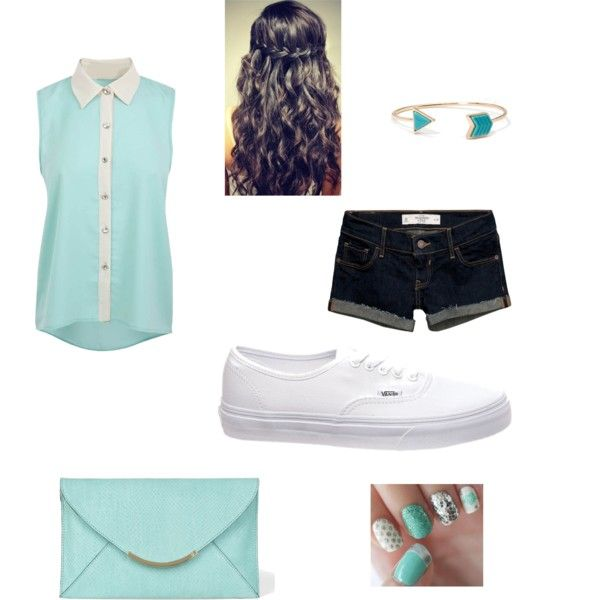 Daily outfit for teens