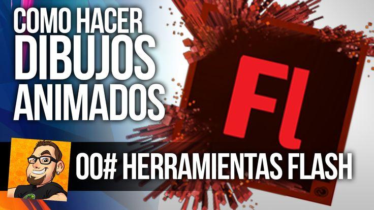 CONCEPTOS BÁSICOS DE FLASH | COMO HACER DIBUJOS ANIMADOS