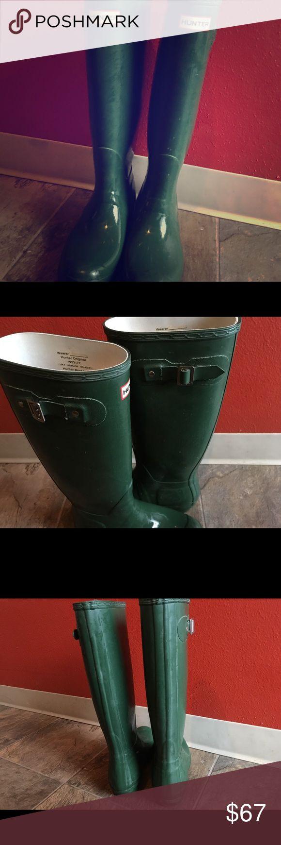 Gameboy color deer hunter gameshark codes - Hunter Rain Boots Sz 9 Hunter Green Great Condition Hunter Original Tall Rain Boots Sz