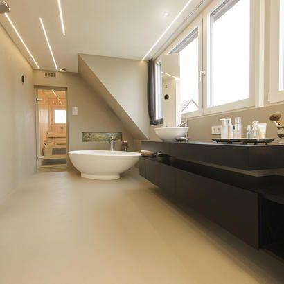 The 25+ Best Ideas About Badezimmer Mit Sauna On Pinterest | Sauna ... Luxus Badezimmer Mit Sauna