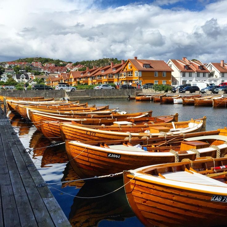 stavern: named norway's #1 summer town three years in a row