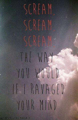 Scream! For Avenged Sevenfold Scream! X