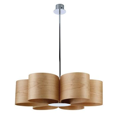 Easy To Make Wood Veneer Lamp Shade Lighting Lamps Wooden