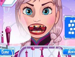 Elsa la Dentist