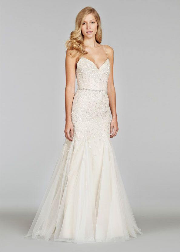 Bridal Gowns, Wedding Dresses by Jim Hjelm - Style jh8400