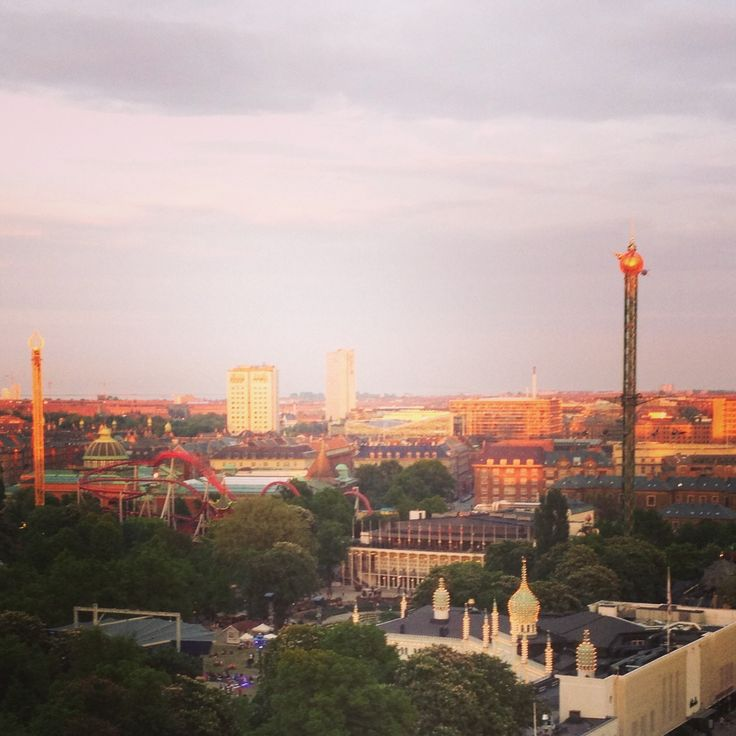View from Radisson Blue #Copenhagen