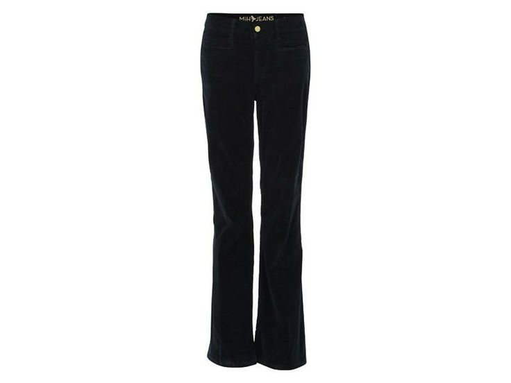 The perfect pair of velvet jeans