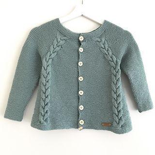 Ravelry: Quattuor Cardigan pattern by Frauke Ludwig