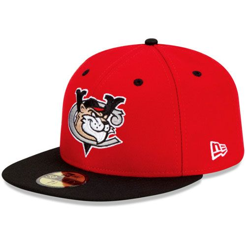 Tri-City ValleyCats Authentic Alternate 1 Fitted Cap - MLB.com Shop