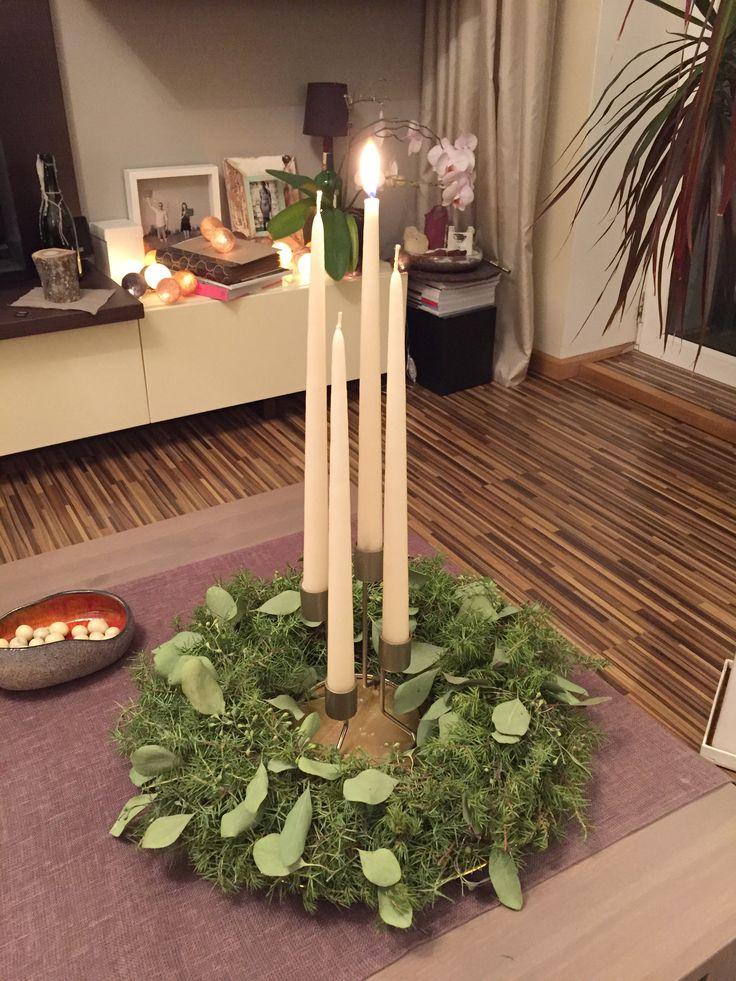 PRUT candle holder, design FOUR. Advent. Christmas inspiration