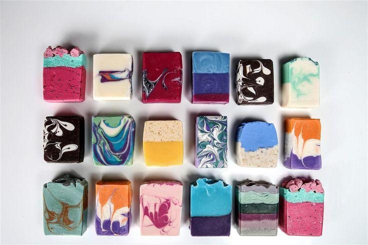 Handmade natural Soaps by Seifenkoenigin.at