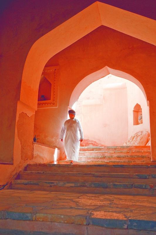 Fortaleza de Nakhl, Omán