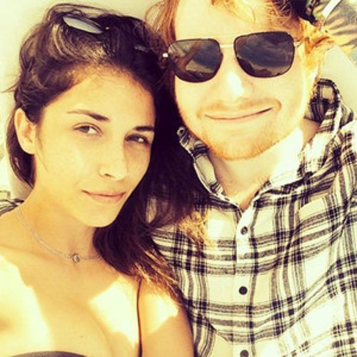 Ginger Jesus is back on the market. Ed Sheeran confirms his break-up from Athina Andrelos after year-long relationship.