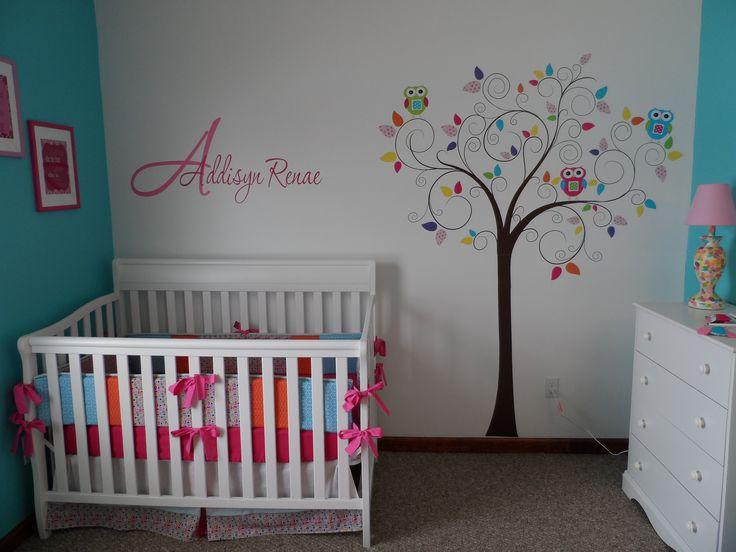 Baby S Owl Themed Nursery Roomsnursery Ideas