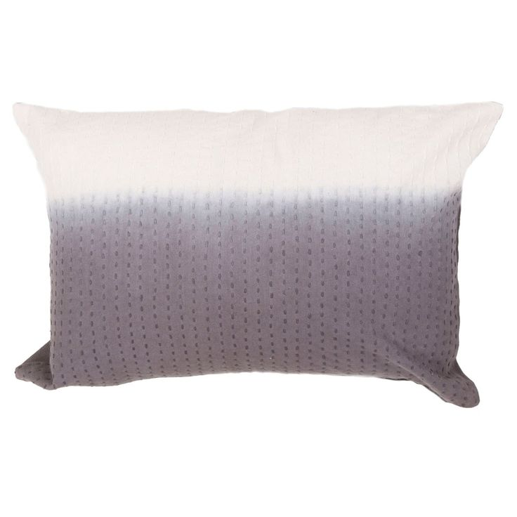 Jaipur Tribal Cotton Modern Decorative Pillow | from hayneedle.com