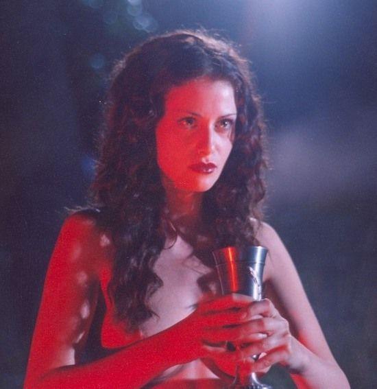Обнаженная Анна Ковальчук в роли Маргариты (Мастер и Маргарита, 2005)