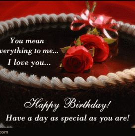 birthday greetings for husband on facebook 1 272x273