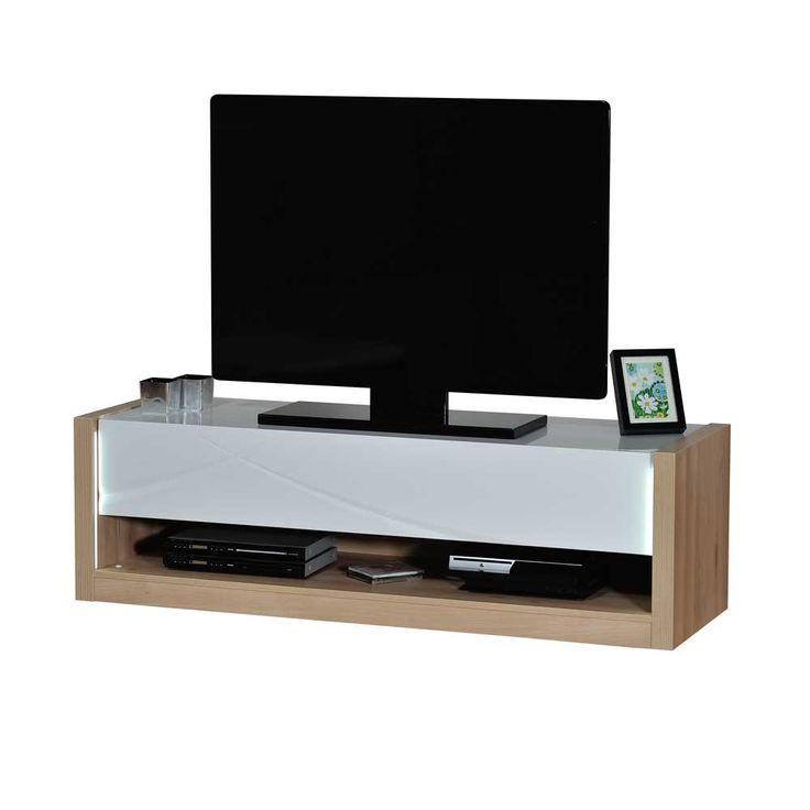 die besten 25 tv lowboard wei hochglanz ideen auf pinterest lowboard hochglanz wei tv wand. Black Bedroom Furniture Sets. Home Design Ideas