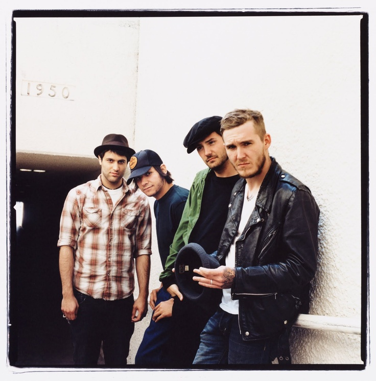 "the gaslight anthem ""my 2nd fav band"""