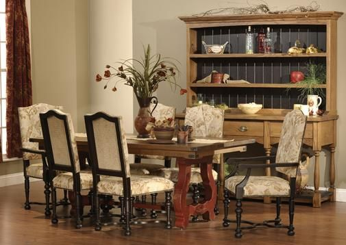 Luxembourg Dining Room Collection | Amish Furniture | Solid Wood Mission  Shaker Furniture | Chicago Area
