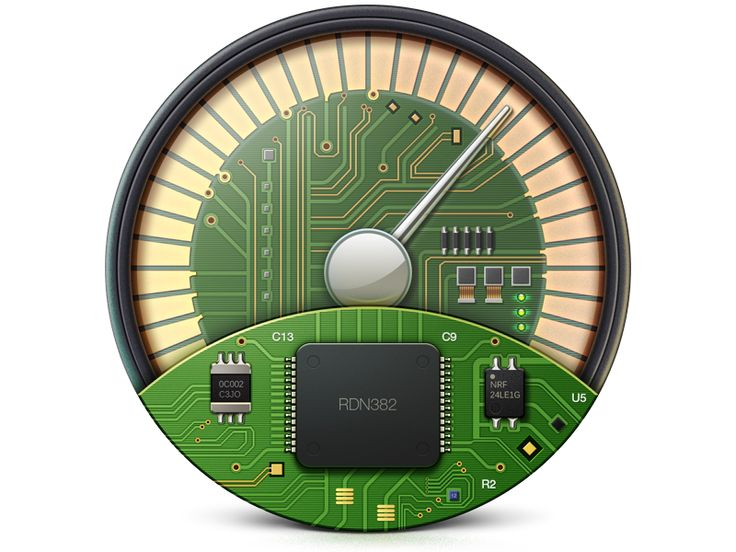 SpeedUp Icon by Ramotion #vector #icon #design #icondesign #appdesign #ramotion http://ramotion.com #dribbble #behance #art #photoshop #inspiration #mac #macos